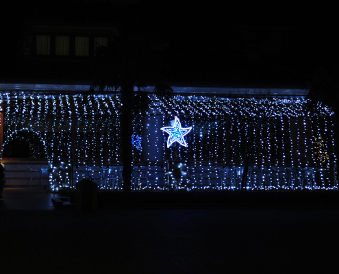 Luminarie Natalizie 2012