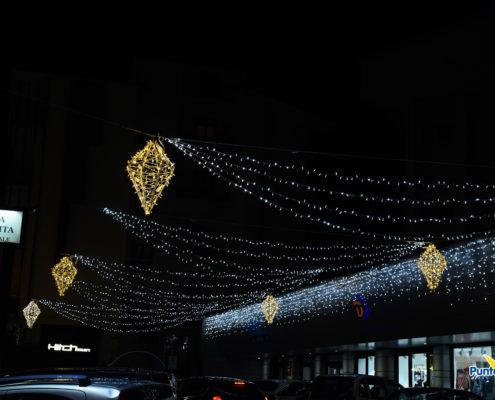 Luminarie Natalizie 2018 Punto Luce